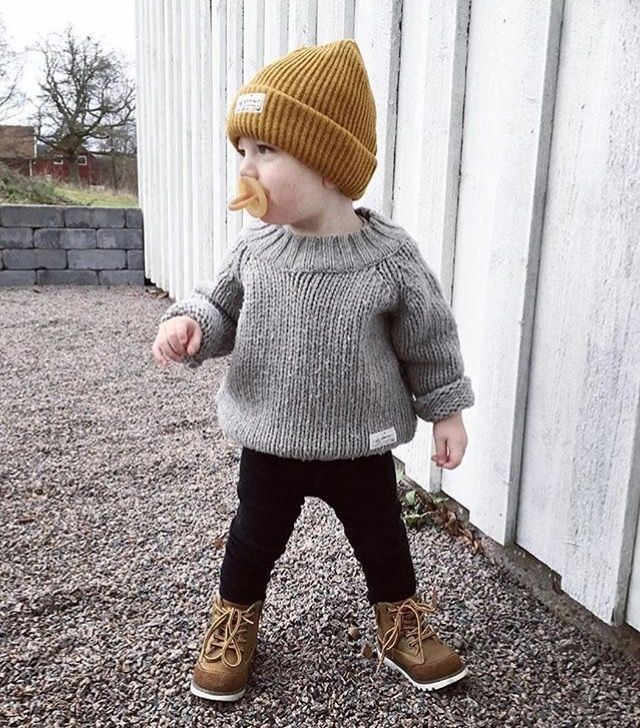 # Mode für # Kinder # kalt # Winter – Baby Styl…