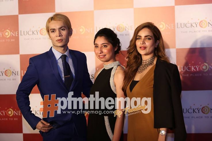 The largest mall of Karachi, LuckyOne's grand opening was held here yesterday for the crème de la crème of Karachi. Star-studded with prominent personalities like Zeba Bakhtiar, Nadia Hussain, Behroz Sabzwari, Tipu Sharif, Muzna Ebrahim, and many more, and featuring a mix of both outstanding international and local performances, the event was an entirely unforgettable experience for the attendees.