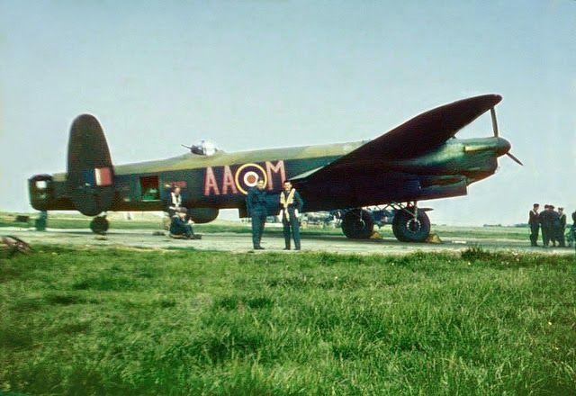 Aircraft of the R.A.F. and S.A.A.F. during World War II (6)