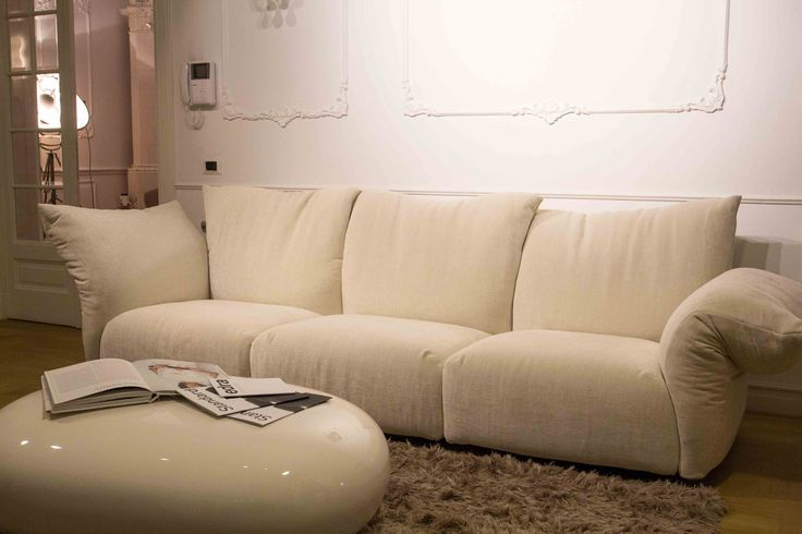 EDRA Standard Sofa | Class Living by Camelia Sucu | Bucharest