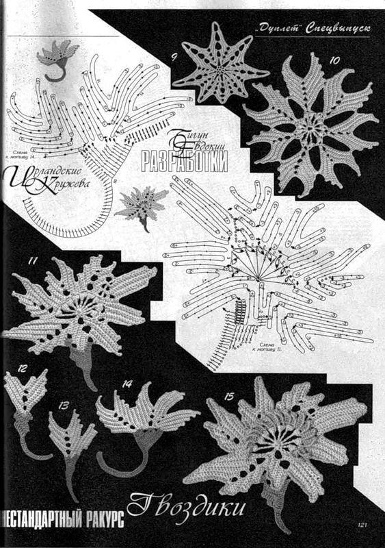irish crochet motifs -Duplet.Irl.kruzheva_200.jpg