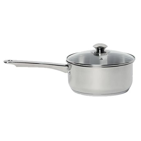 Harrison & Lane Stainless Steel Saucepan with Lid 20cm - Cooking Pots - Cookware - Kitchen & Dining - The Warehouse
