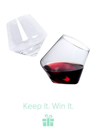 have you entered 7 prizes 7 winners on keep very chic and cool wine
