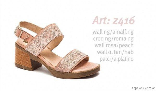 db7ab34d928 La marca de calzados Traza lanzo su coleccion primavera verano 2019. Una  propuesta urbana y