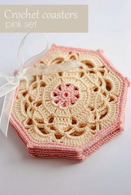 Crochet diagram free pattern potholder mandala