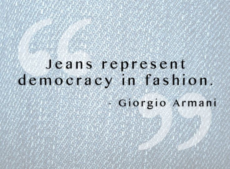 Denim Day Quotes: Diana Vreeland Quotes About Jeans. QuotesGram