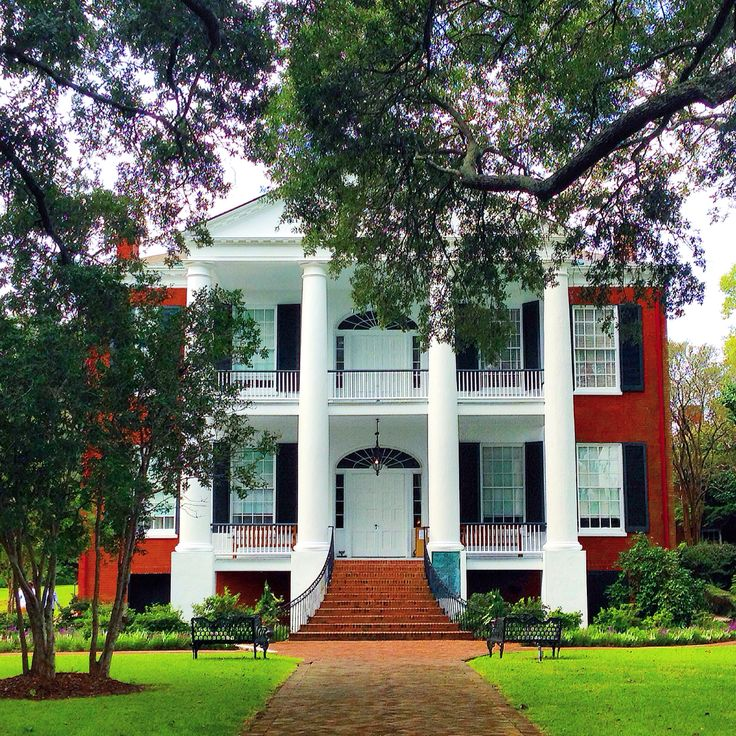 Rosalie Mansion, Natchez, Mississippi