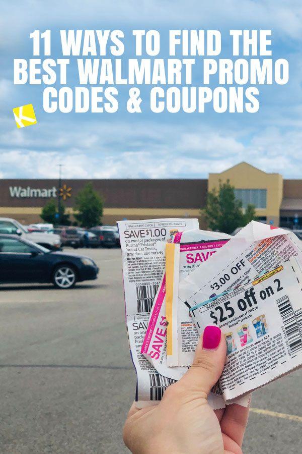 11 Ways To Find The Best Walmart Promo Codes Coupons Promo Codes Coupon Walmart Gift Cards Promo Codes