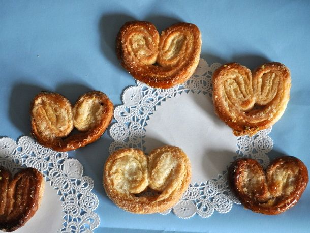 Palmiers | Stuff I want to eat | Pinterest