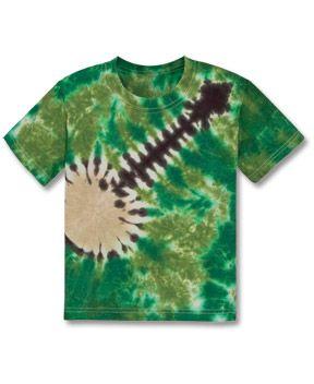 (for my son sylas) SoulFlower-NEW! Pickin' Banjo Tie-Dye T-Shirt-$20.00