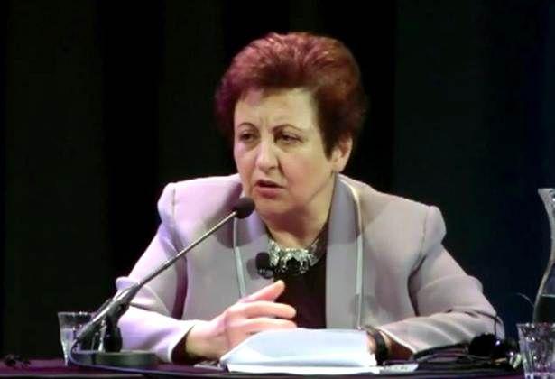 31. Shirin Ebadi