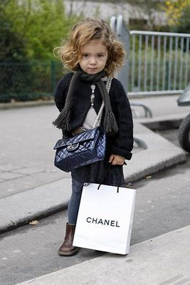 style begins at a young age.