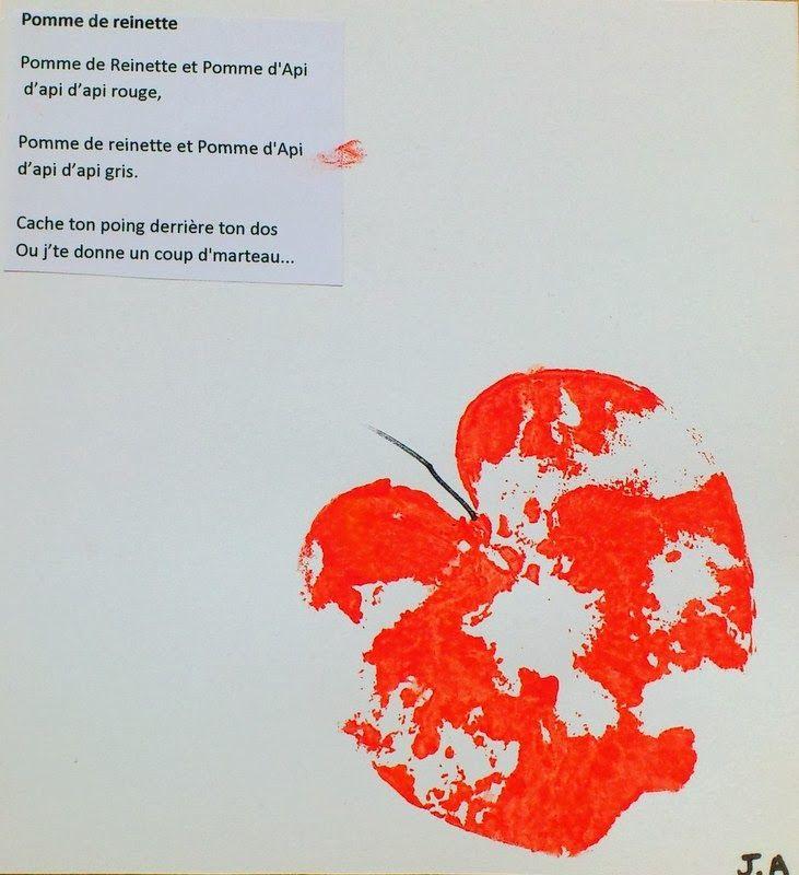 les petites têtes de l'art: L'atelier comptine