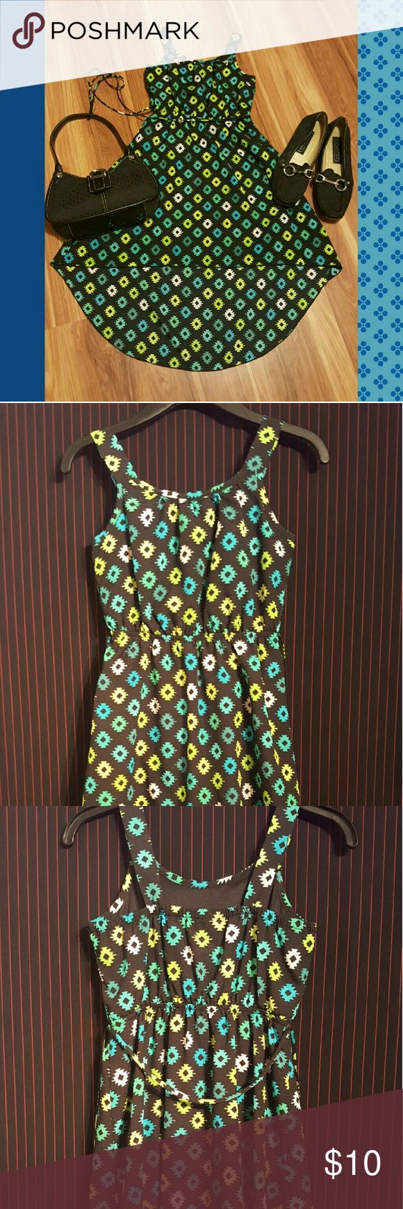??Young girls high-low dress?? Stylish dress for young girls in a size 7. Worn a couple of times with no stains or rips. Excellent condition. 2 time Dresses Casual