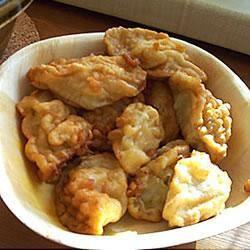 Indonesian Banana Fritters (Pisang Goreng) @ allrecipes.com.au
