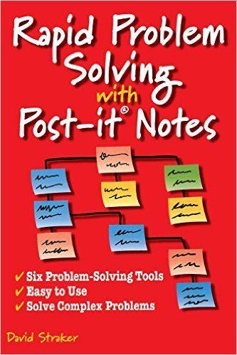 Si algo está presente en el día a día del emprendedor es la toma de decisiones. En este libro se proponen técnicas para la resolución de problemas como una herramienta imprescindible en la toma de decisiones. Ven aquí https://www.bookdepository.com/Rapid-Problem-Solving-with-Post-it-Notes-David-Straker/9781555611422