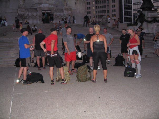 Best Shoes For Goruck Challenge