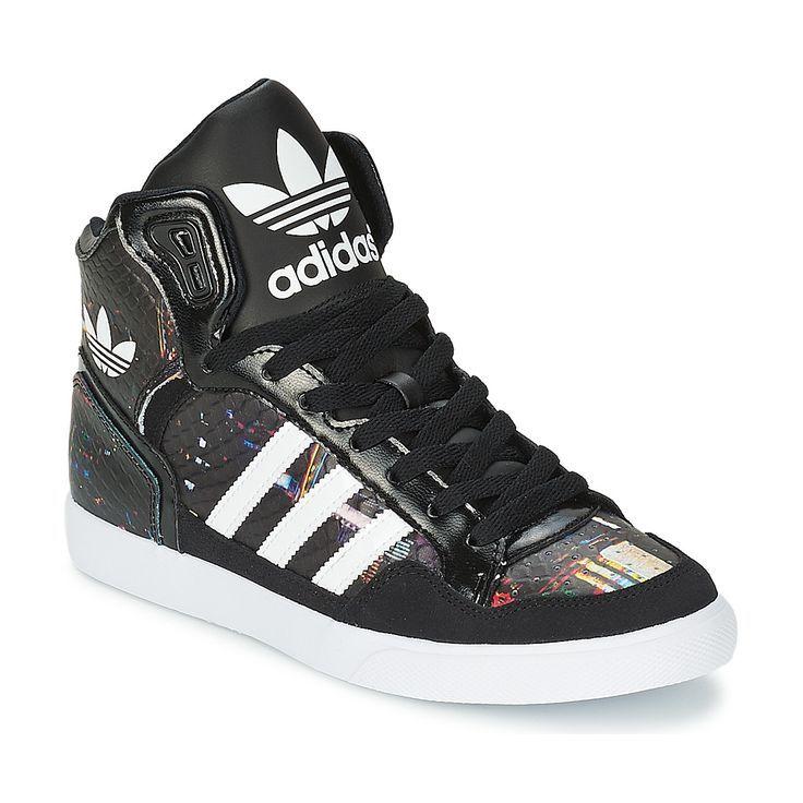 online store 5c719 c4c76 awesome Tendance Basket 2017 - Basket montante Adidas Originals EXTABALL W  Noir  Blanc prix promo Baskets femm... Check more at httpslistspirit…