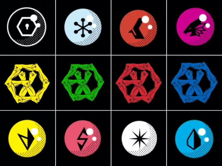 List Of Synonyms And Antonyms Of The Word Exo Symbols