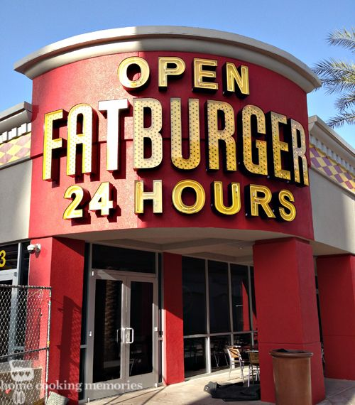 Fatburger - on the Las Vegas Strip...oh my goodness, they make great gluten free burgers!!!!!
