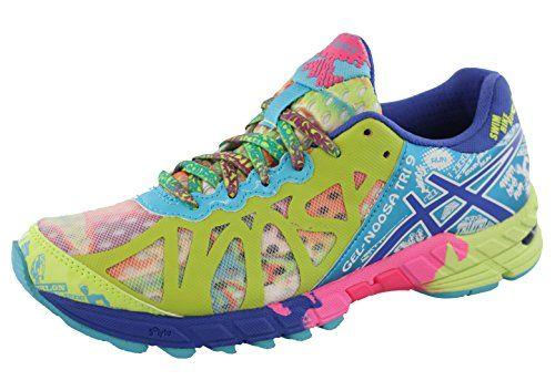 ASICS Women's GEL-Noosa Tri 9 Running Shoe (11 B(M) US Iridescent/Blue/Green)...