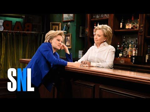 Hillary Clinton Does 'Saturday Night Live' With Doppelgänger - First Draft. Political News, Now. - The New York Times