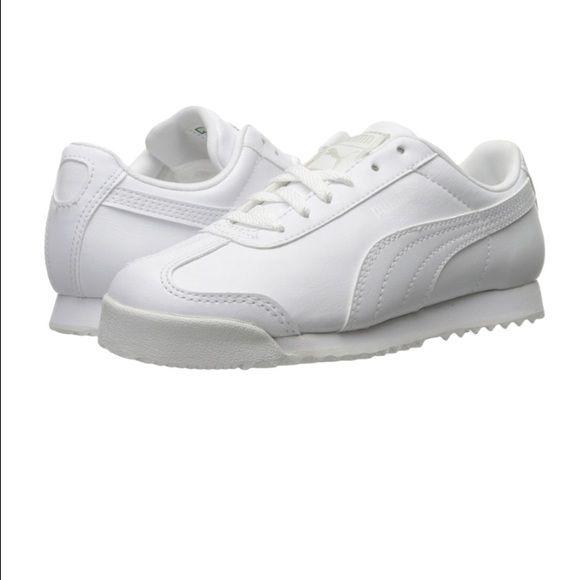 Puma Gray Shoes