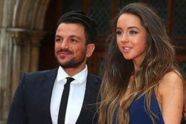 Peter Andre And Wife Have Intimate Photos Leaked Online