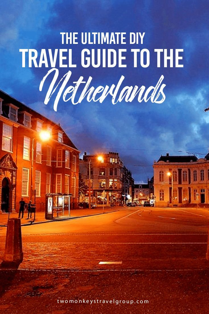 The Ultimate DIY Travel Guide to The Netherlands Most tourists keep to Amsterdam when visiting the Netherlands, while the country has so much more to offer. This DIY Travel Guide to the Netherlands was made by a local Dutch girl so you can get the most out of your visit to the Low Countries and its major cities!