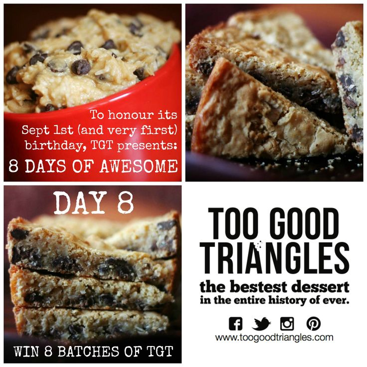 #happybirthdaytgt today is the day to win 8 batches of awesomeness mmm mmm mmm #mouthgasms!!!!