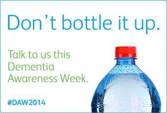 Dementia Awareness Week 2014: 18 - 24 May 2014