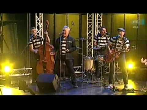 The Prison Band - Let's Start The Rumble ~ Hungarian rockabilly band