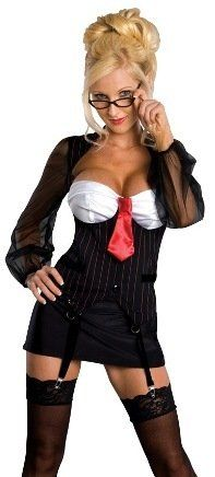 Sexy Teachers Costumes and Outfits for 2013