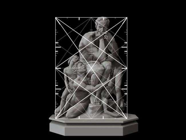 an analysis of sculpture In comparing michelangelo's moses to an early renaissance sculpture by donatello, it is easy to see the difference between the early and high renaissance ideals donatello's relaxed figure st john really lacks the power and life of michelangelo's sculpture.