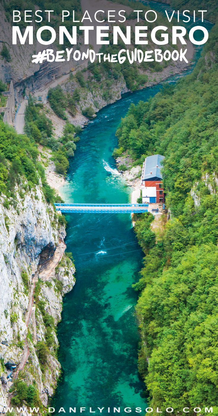 The ultimate Montenegro Itinerary for your travels. Use the Montenegro map to…