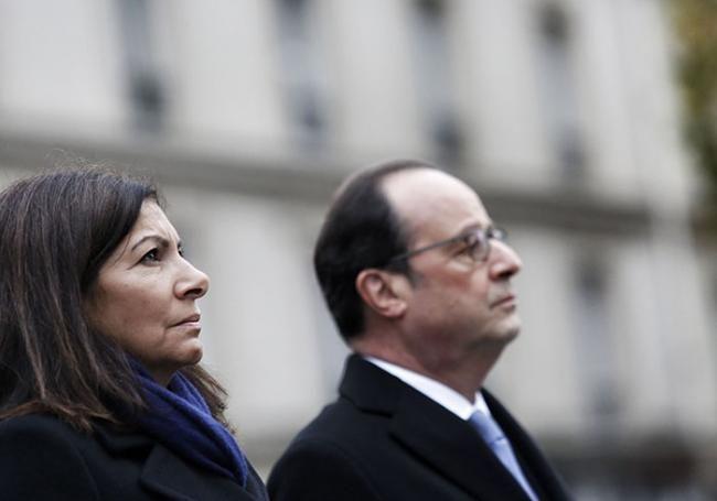 Anne Hidalgo est très critique envers François Hollande. Photo © SIPA