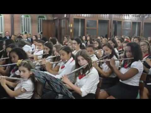 Os dias se vão passando - Orquestra Infantil de Guarapari ICM Itaparica