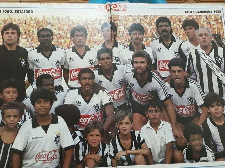 Taça Guanabara de 1988....