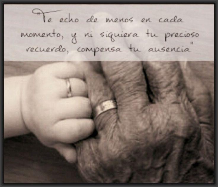 Imagenes De Luto Para Mi Abuela Mi Vida En El Cielo Pinterest
