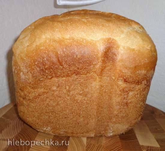 Хлеб горчичный (хлебопечка)