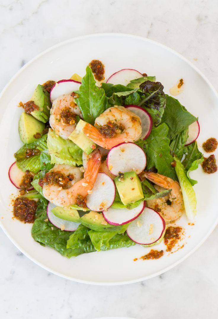 Mexican Shrimp Salad #portioncontrol