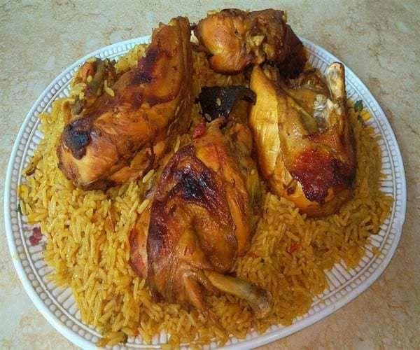 طريقة عمل الكبسة السعودي على أصولها Food Chicken Meat