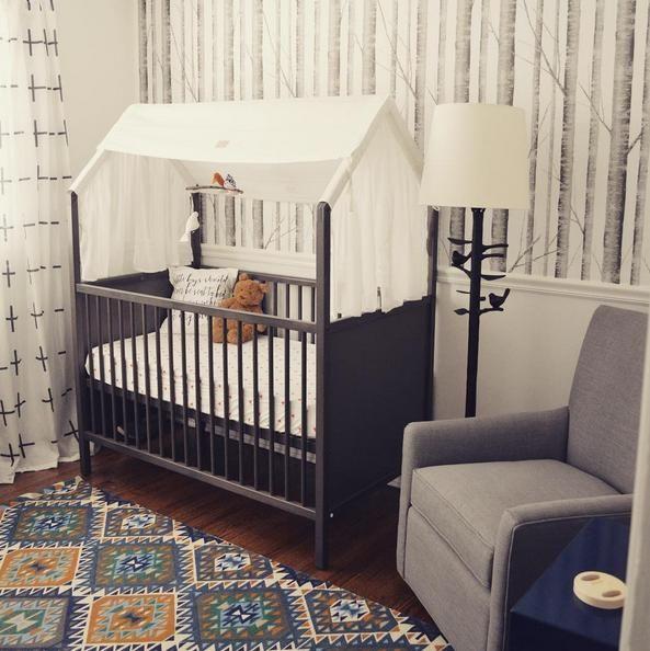 Stokke Home Nursery – Inspiration – Hazy Grey