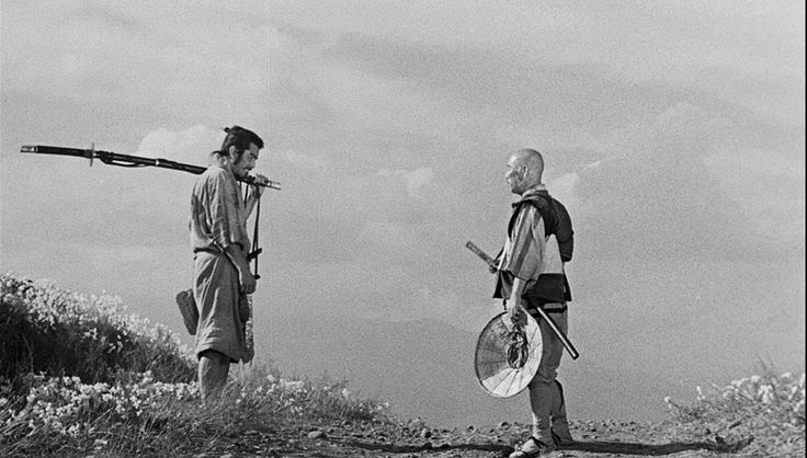 essay on seven samurai