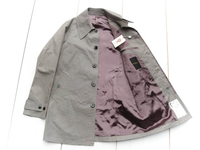 Or Glory - balmacaan coat