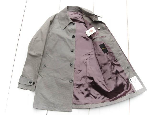 Or Glory - balmacaan coat