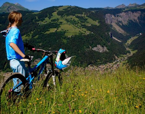 18) Morzine - Portes du Soleil - France - Gravity Mountain Bike European Mountain Bike Resorts