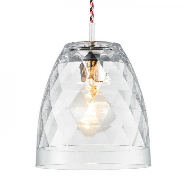 Diamond - Klar - Ø20 - Pendel - Halo Tech Design