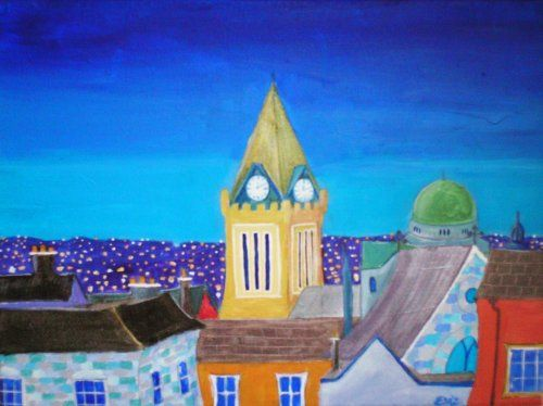 Remodernism - High Above the Rooftops    Evie Gaughan's Statement of Intent