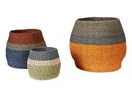 Samba Set of 3 Baskets